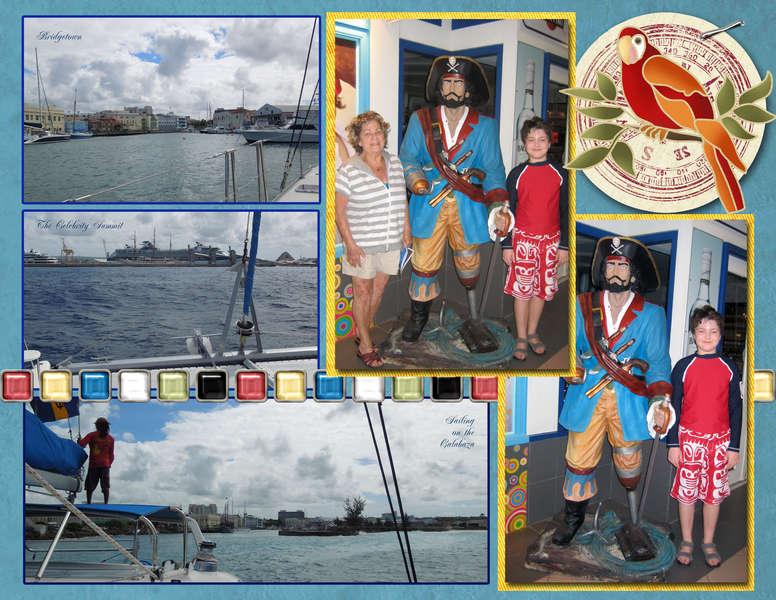 Caribbean Cruise - Barbados