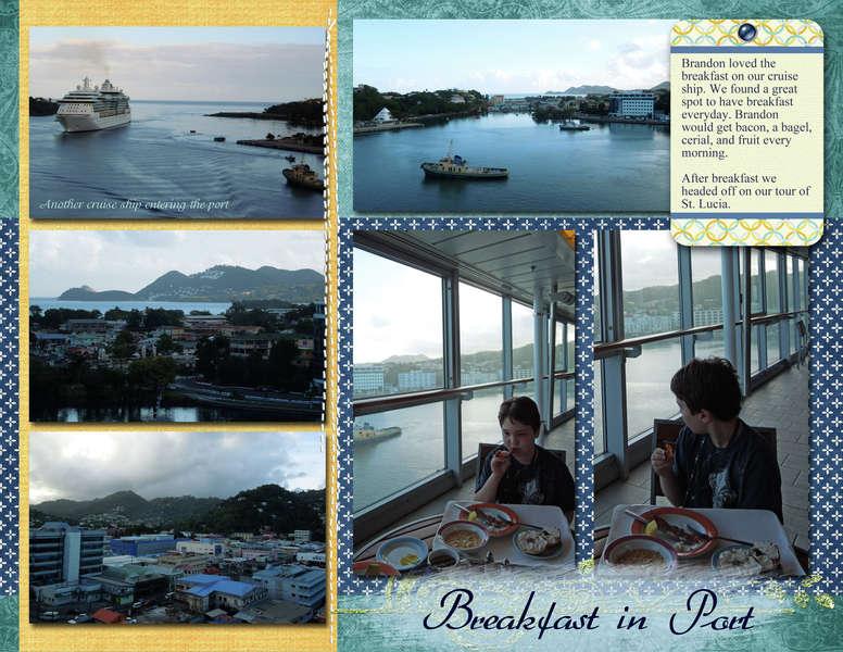 Caribbean Cruise - St. Lucia