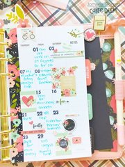 Bloom Planner Set Up