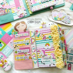 Dream Big Planner Set Up