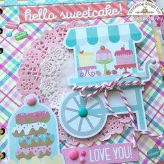 Cream & Sugar Planner Love