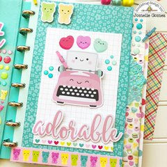 Fun Planner Set Up