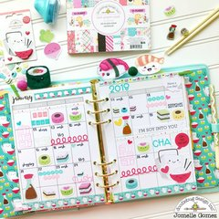 Breakfast Planner Set Up