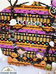 Halloween Washi Tape Project