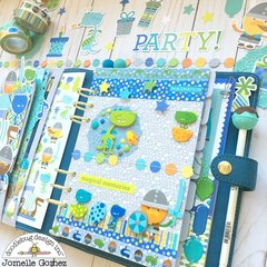 Dragon Tails Planner Love