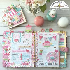 Cream & Sugar Planner Love