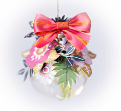Luminous Christmas ball