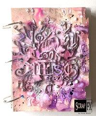 Art journal For Scrap Fx