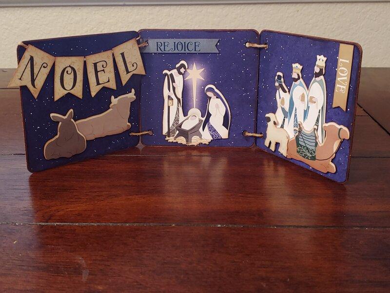 Bethlehem Nativity Display