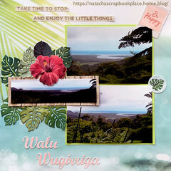 Australia Pictures - Walu Wugirriga -Page with Paradise Found products, from Kaisercraft