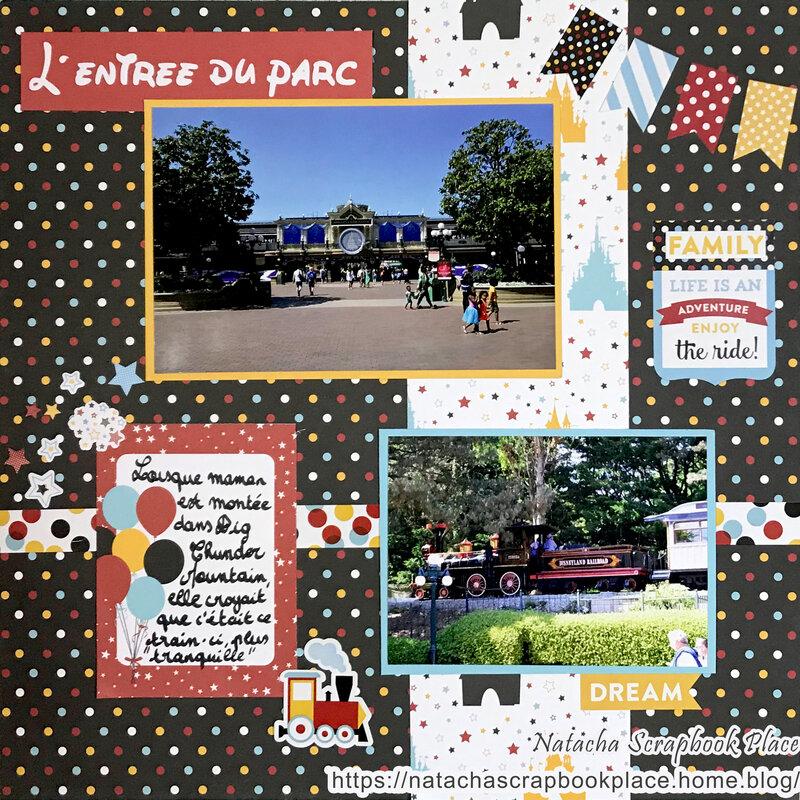 Disneyland Paris – Magical Adventure, Magic Wonder from Echo Park