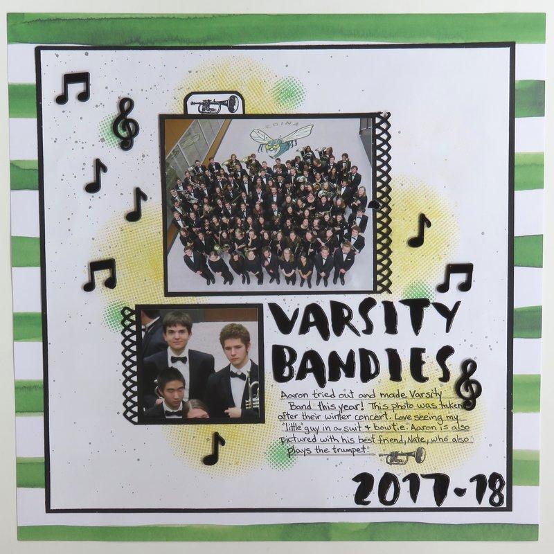 Varsity Bandies