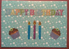 Birthday Card for a friend (front)