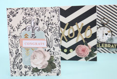 Vintage-Chic Cards