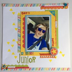 Day 1 Junior