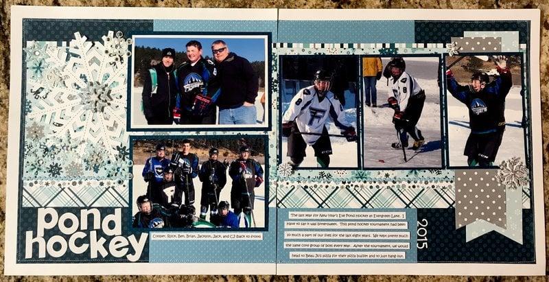 Pond Hockey 2015