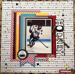 Hockey- Game Day