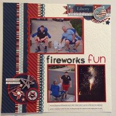 Fireworks Fun