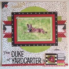 The Duke of YardCarter