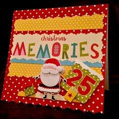 Santa's Christmas Memories
