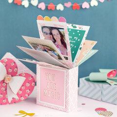 Photo mini album