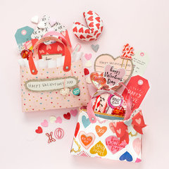 Valentine's mail bag