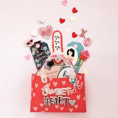 Valentine's mail bag