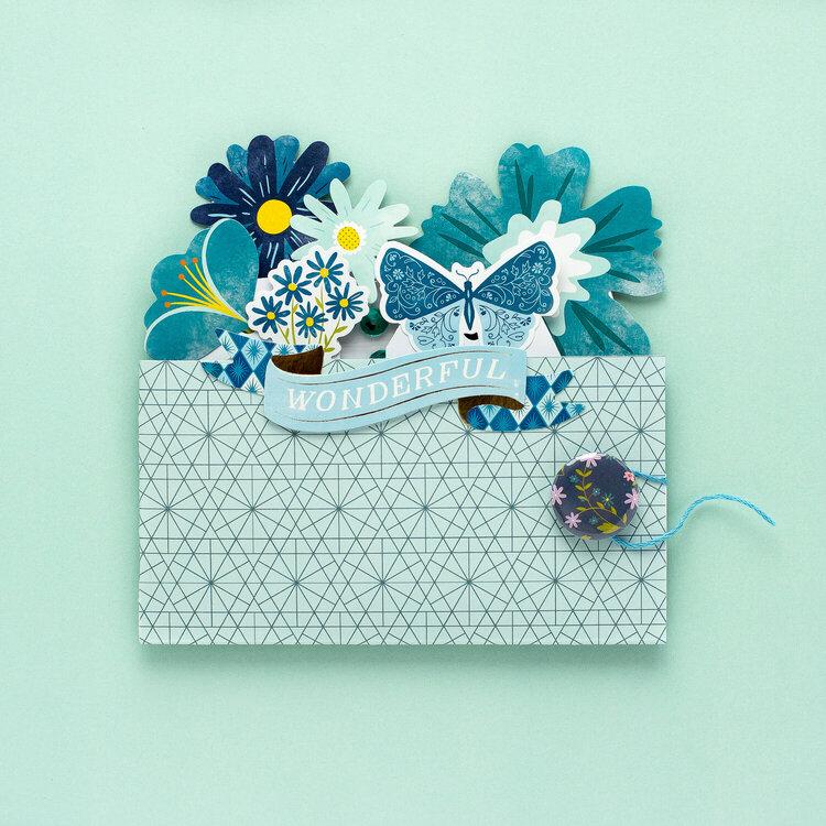 Monochromatic Happy Mail