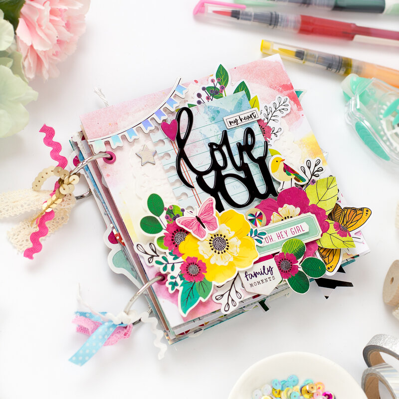 Love you mini album
