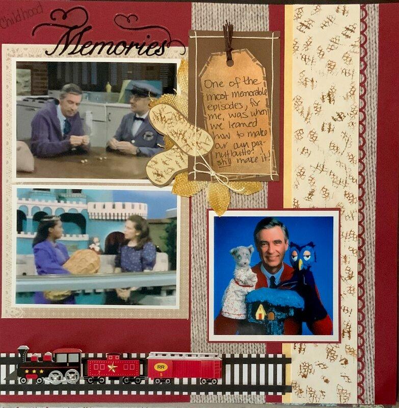 Mister Rogers & Peanut Butter