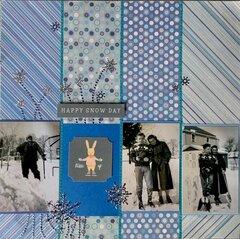 Snow Day (c.1958)