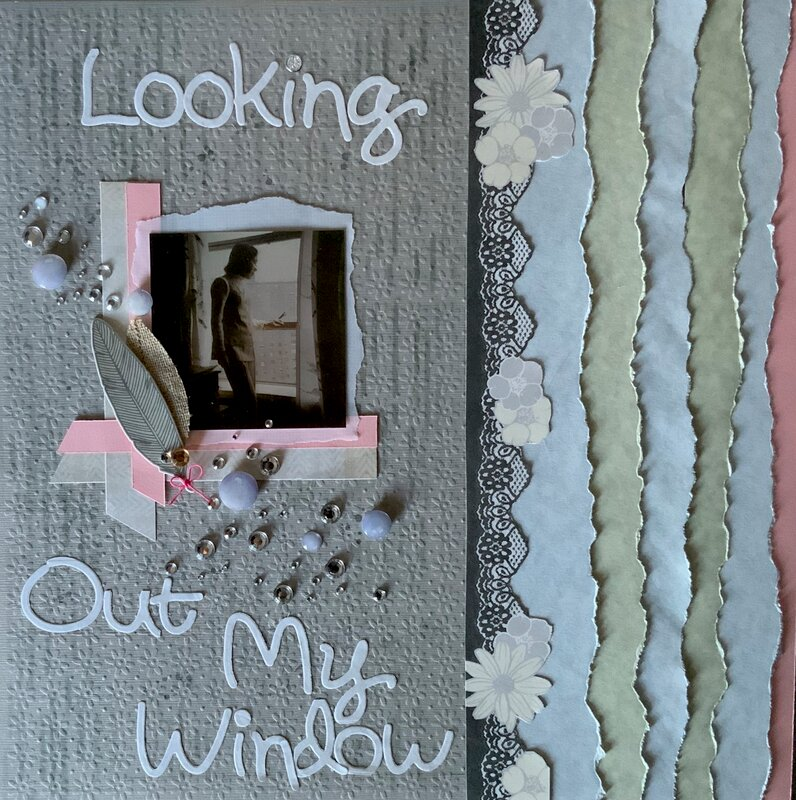 Looking Out My Window - 1970