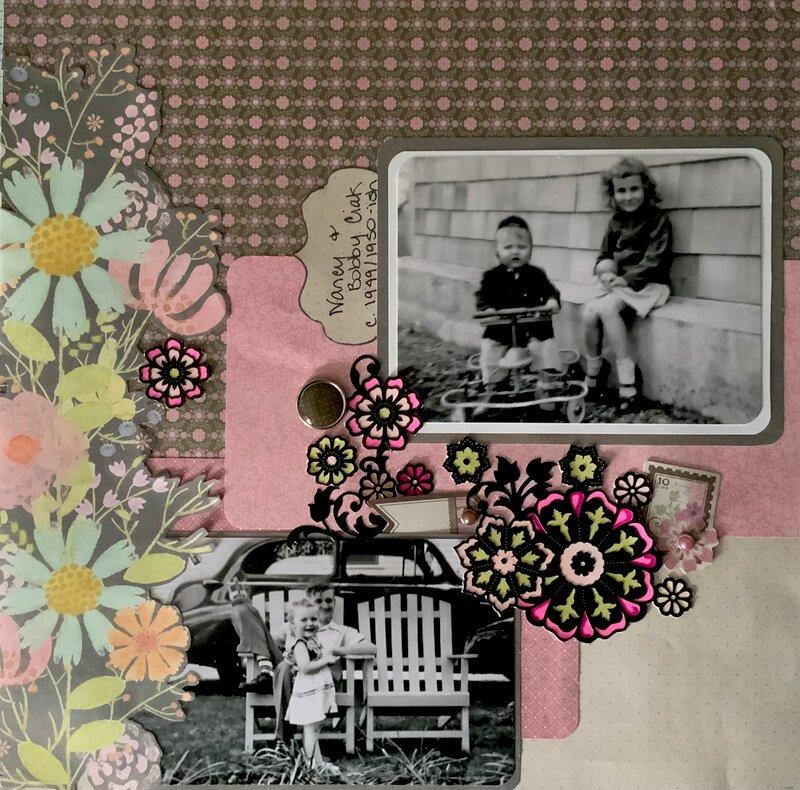 Bobby & Nancy Ciak (c. 1949)