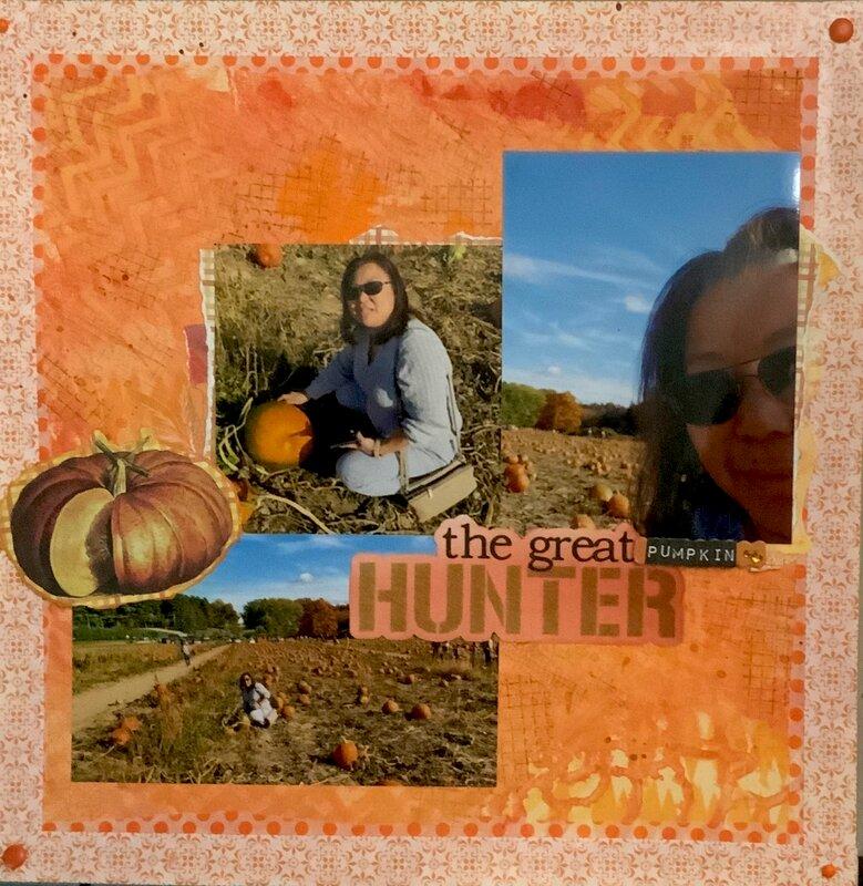 The Great (Pumpkin) Hunter