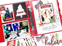 Holly Jolly pages