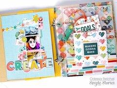 Hey Crafty Goals!