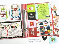 Say Cheese Christmas Layouts