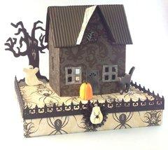 Arachnid House