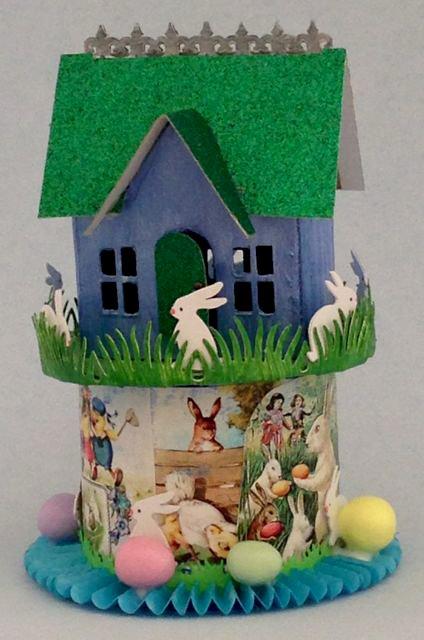 More Bunny Houses