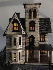 Spooky Italianate Mansion