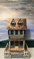 Sea-Worn Beach House