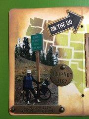 Passport Book - Oregon page