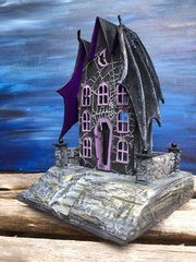 The Count's Keep - Another Bat Wing House
