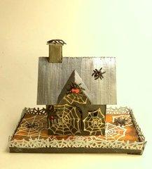 Spider Gathering Village Dwelling House