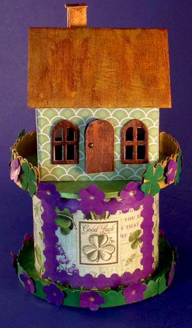St. Patrick's Day Village Dwelling House