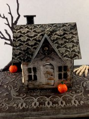 Altered Tim Holtz Vintage Dwelling