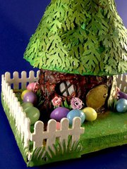 Easter Bunny Houses
