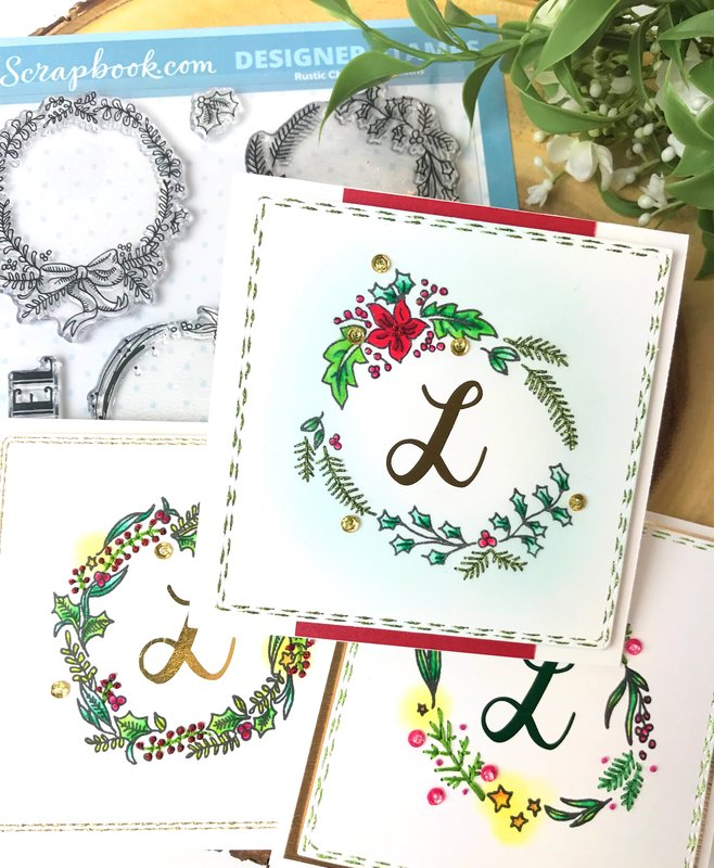 Personalized notecards