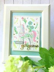 Pinkfresh Unicorn Dreams Art
