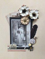 Ida, Great Grandmother